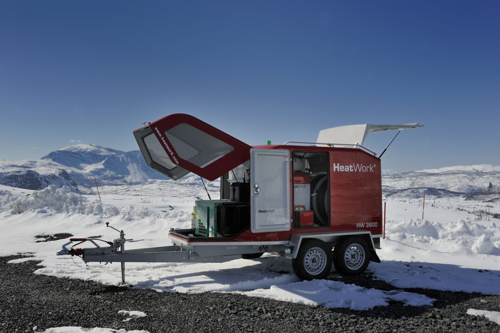 heatwork frostheater