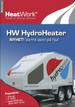 HydroHeater Norsk
