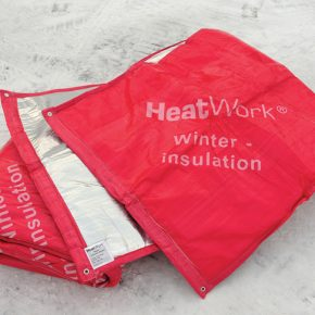 winter insulation, vintermatter, vintermattor, hw-winter-isolierung